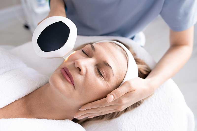 Skin Rejuvenation – IPL
